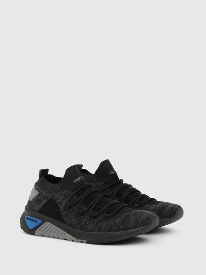 Diesel - S-KB ATHL LACE, Black - Sneakers - Image 2