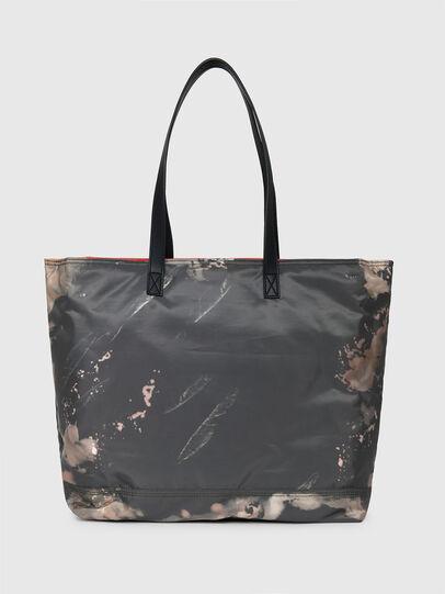 Diesel - VIVYAN, Grey/Orange - Shopping and Shoulder Bags - Image 2