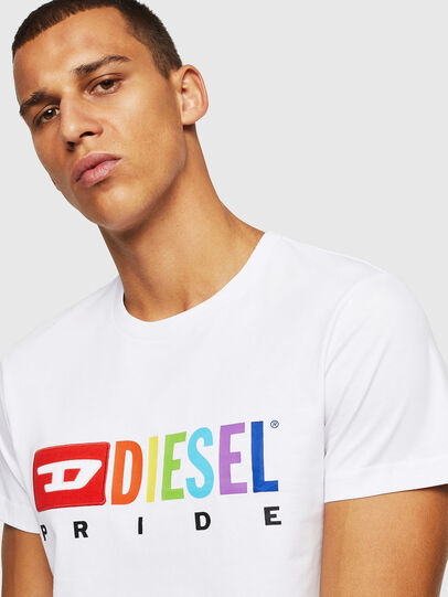 Diesel - BMOWT-DIEGO, White - Out of water - Image 3