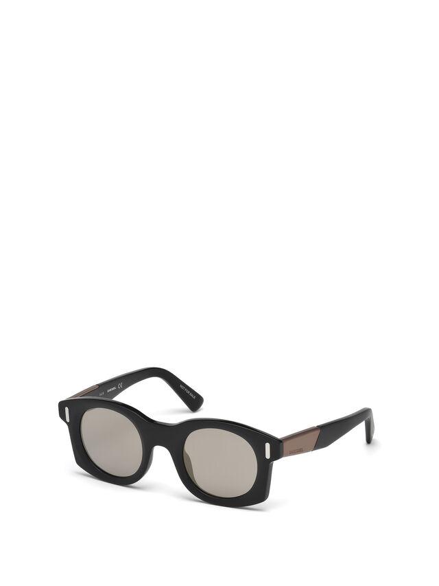 Diesel - DL0226, Black - Sunglasses - Image 6