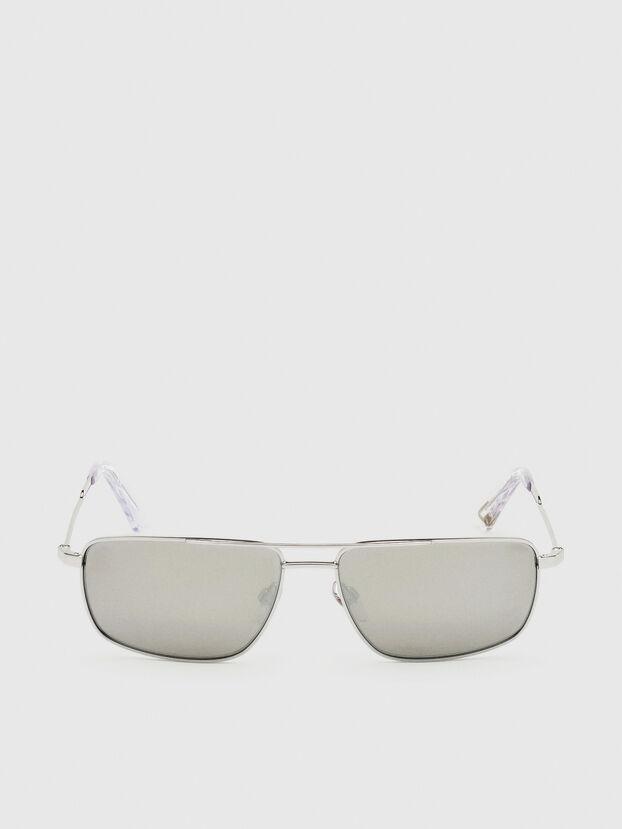DL0308, White - Sunglasses