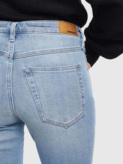 Diesel - Babhila 0095D, Light Blue - Jeans - Image 4