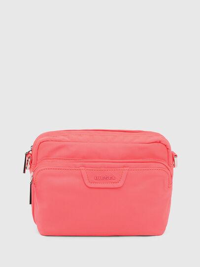 Diesel - CROSSRAMA, Orange - Crossbody Bags - Image 1