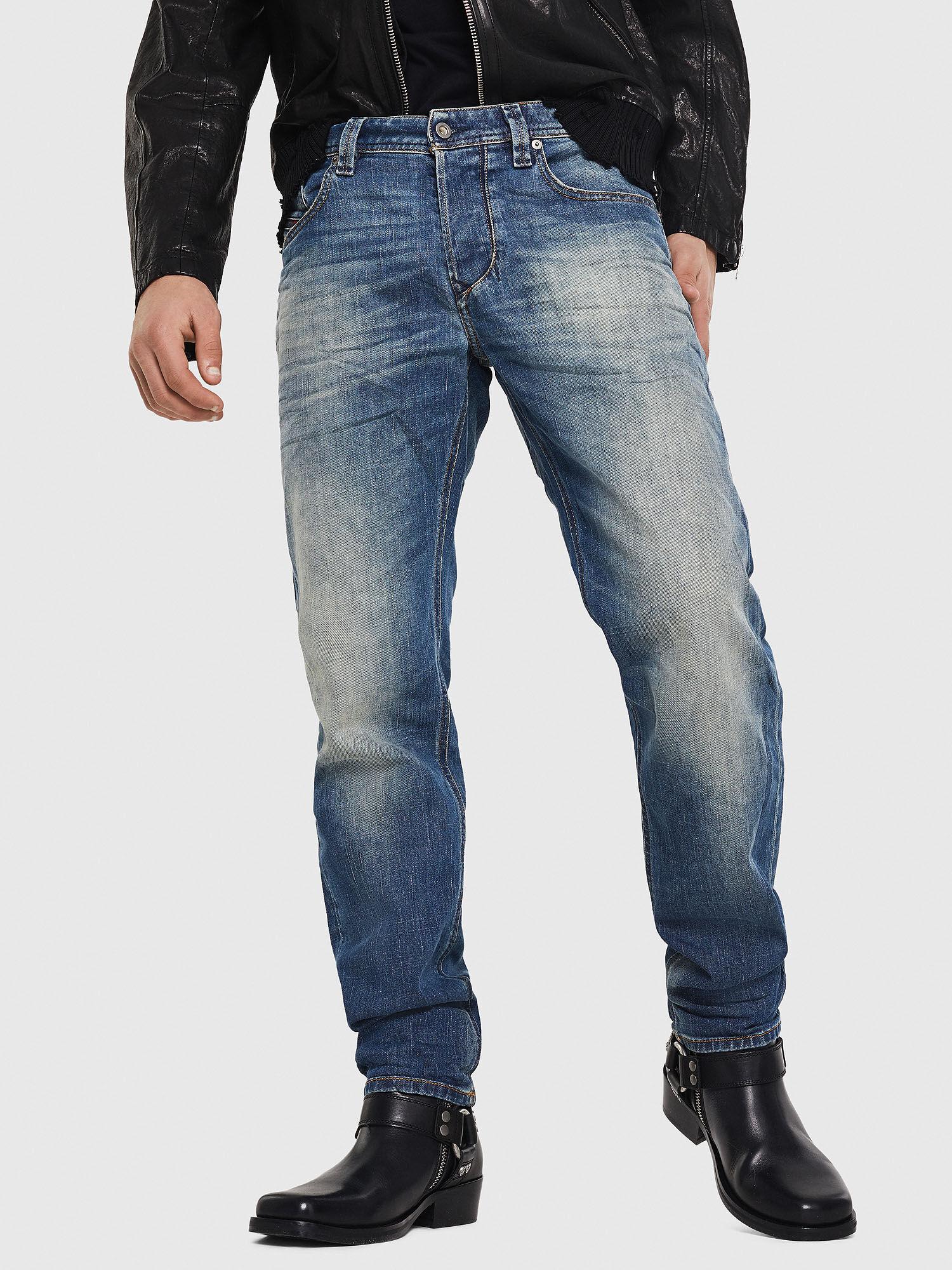 615249e0 Herrenmode Beex 084NR Tapered Regular Dark Indigo Medium-treated Diesel  Jeans Larkee