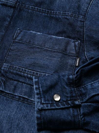 Diesel - DRUPER, Blue Jeans - Dresses - Image 3