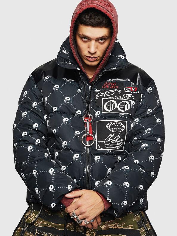 W-PIATIG-PEACE,  - Winter Jackets