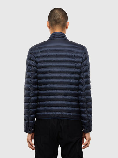 Diesel - W-DOLMIR-KA, Dark Blue - Winter Jackets - Image 2