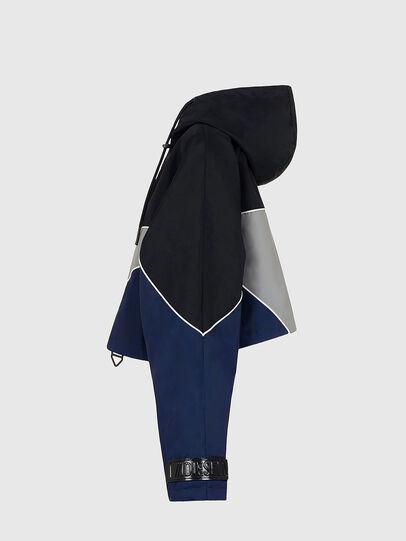 Diesel - W-KOON, Blue/Grey - Winter Jackets - Image 6