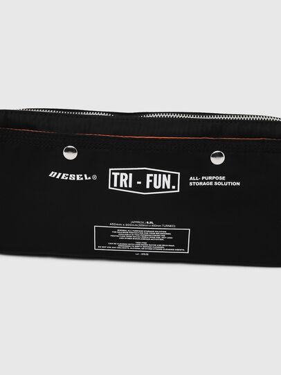 Diesel - JATRU, Black - Belt bags - Image 4