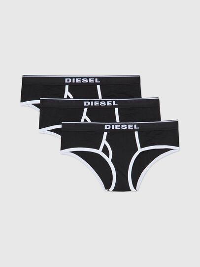 Diesel - UFPN-OXY-THREEPACK, Black - Panties - Image 5
