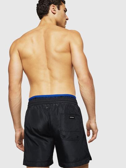 Diesel - BMBX-DOLPHIN, Black - Swim shorts - Image 2
