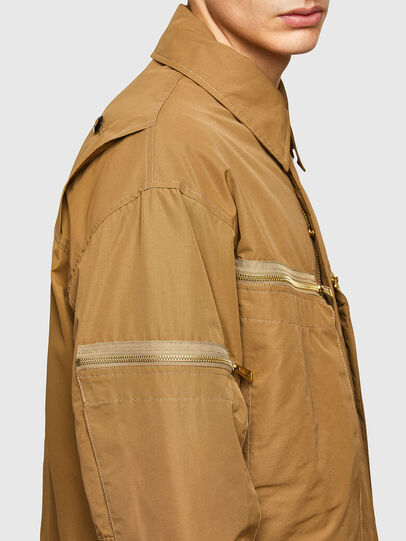 Diesel - J-THOMPSON, Light Brown - Jackets - Image 5