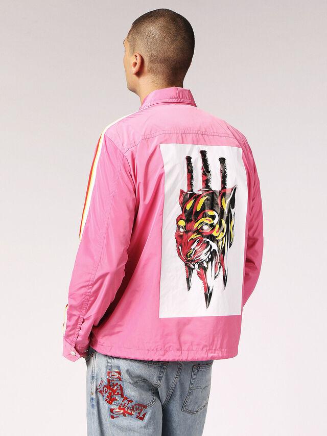 J-RIBPLAZA, Pink
