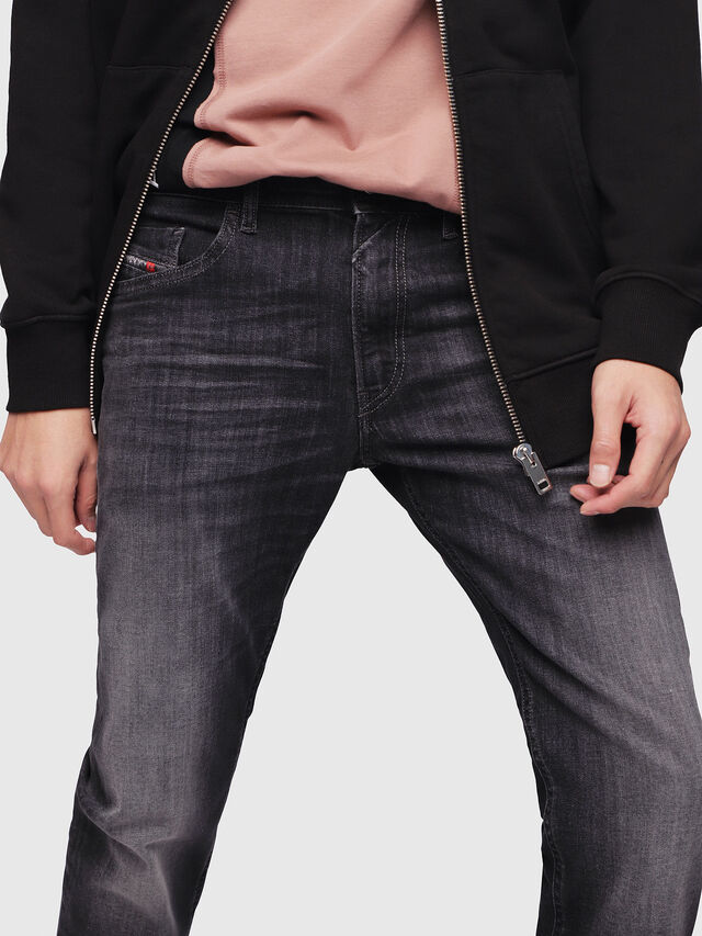 Diesel - Thommer 087AM, Black/Dark grey - Jeans - Image 3