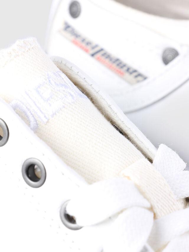 Diesel - EXPOSURE IV LOW  W, White - Sneakers - Image 6