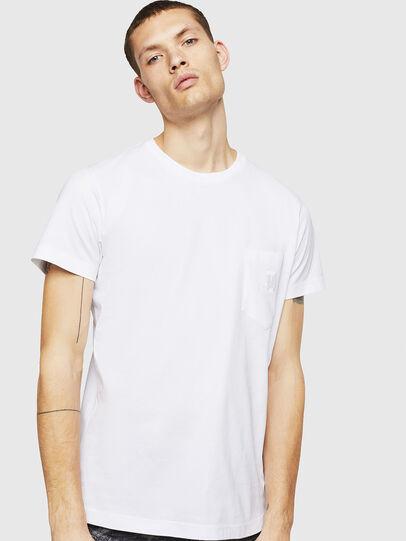 Diesel - T-DIEGO-POCKET-B1,  - T-Shirts - Image 1
