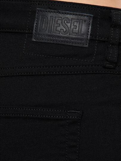 Diesel - Babhila 069EI, Black/Dark grey - Jeans - Image 3
