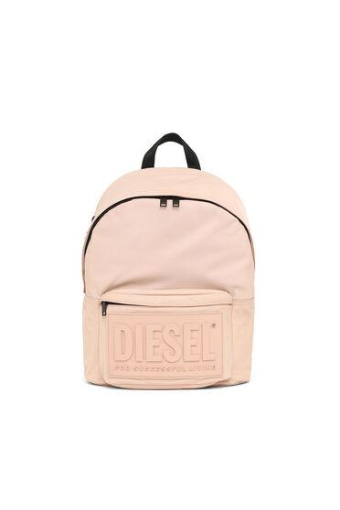 Backpack in padded nylon