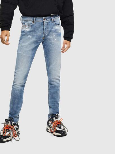 Diesel - Tepphar 009BU, Light Blue - Jeans - Image 1