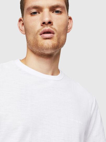Diesel - T-TARRIS, White - T-Shirts - Image 3