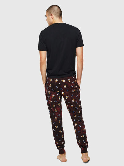 Diesel - UMSET-JAKE-JULIO, Black/Red - Pajamas - Image 2