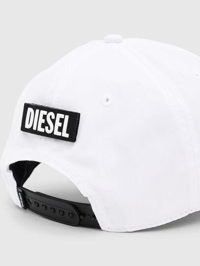Diesel - CALBRE, White - Caps - Image 3