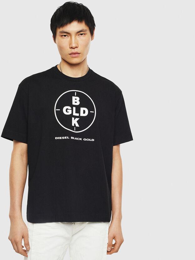 TEORIALE-B, Black - T-Shirts