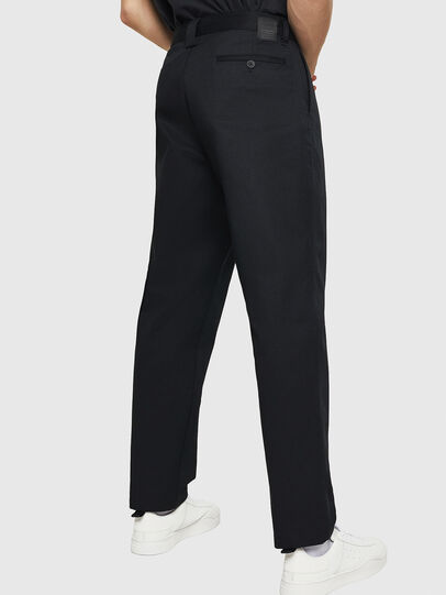 Diesel - P-MORGY, Black - Pants - Image 2