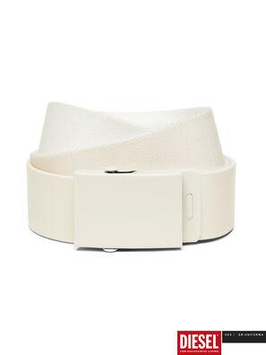 GR02-K302, White - Belts