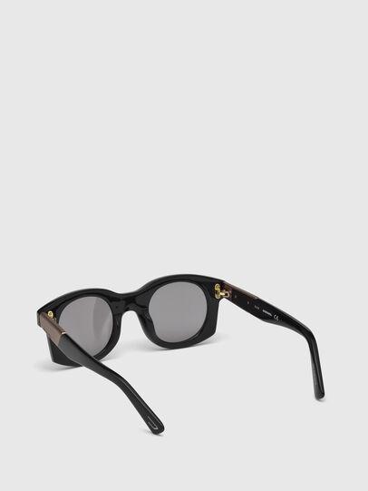 Diesel - DL0226, Black - Sunglasses - Image 2