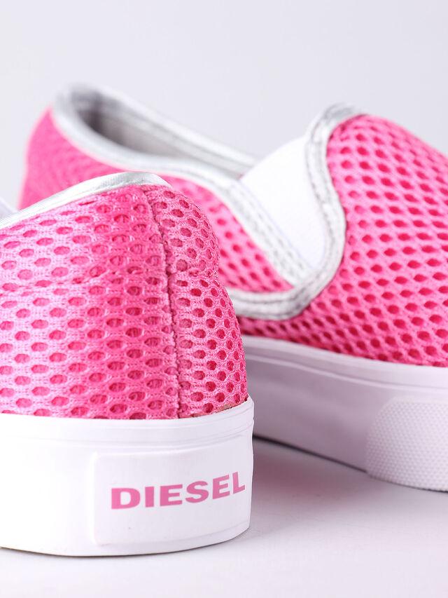 SLIP ON 3 MESH CH, Pink