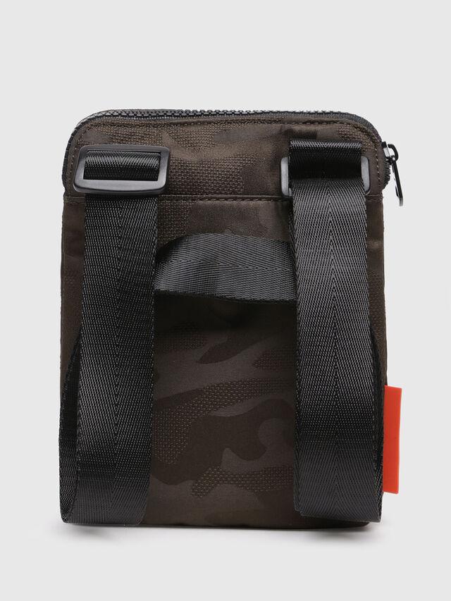 Diesel - F-DISCOVER SMALLCROS, Marron Military - Crossbody Bags - Image 2