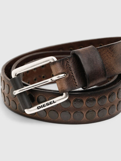 Diesel - B-CIBIANA, Brown - Belts - Image 2
