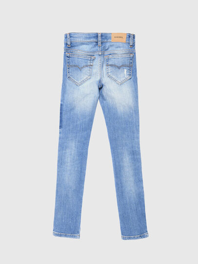 Diesel - SKINZEE-LOW-J-N, Light Blue - Jeans - Image 2