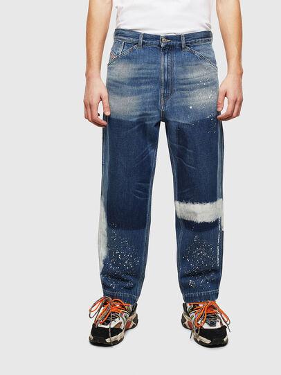 Diesel - D-Franky 009CB, Medium blue - Jeans - Image 1