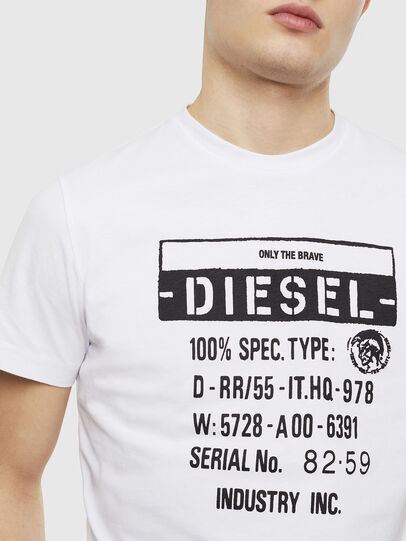 Diesel - T-DIEGO-S1,  - T-Shirts - Image 3