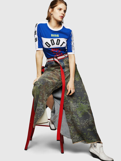 Diesel - DE-SHIRLEY,  - Skirts - Image 4