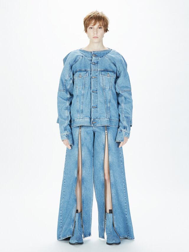 Diesel - SOCHELSEABOOT, Blue Jeans - Boots - Image 7
