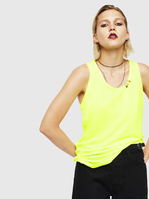 T-KELLY, Yellow Fluo - Tops