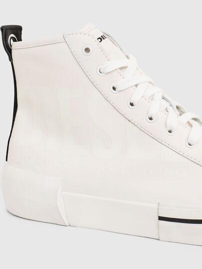 Diesel - S-DESE MID CUT, White - Sneakers - Image 4
