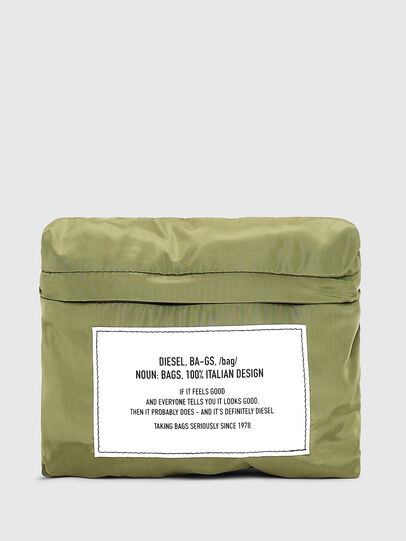 Diesel - DUPAK, Light Brown - Travel Bags - Image 6