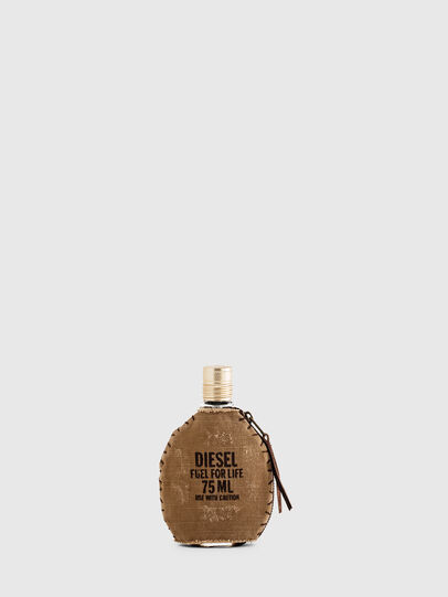 Diesel - FUEL FOR LIFE MAN 75ML, Brown - Fuel For Life - Image 2