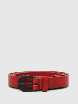 B-ROTZO, Red - Belts