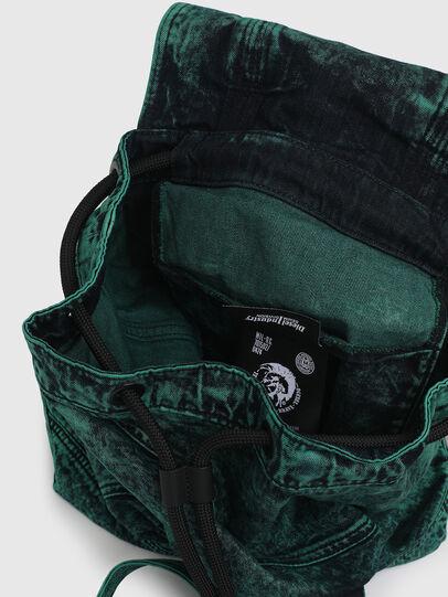 Diesel - GRAFYTI BACK, Green - Backpacks - Image 4