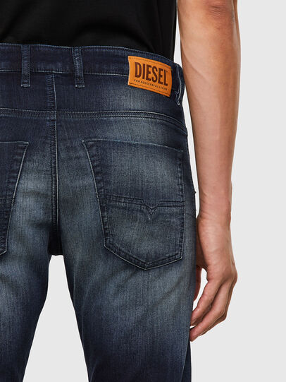 Diesel - Krooley JoggJeans 069QD, Dark Blue - Jeans - Image 4
