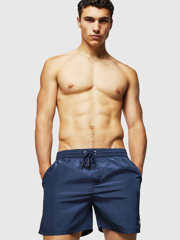 BMBX-CAYBAY, Dark Blue - Swim shorts