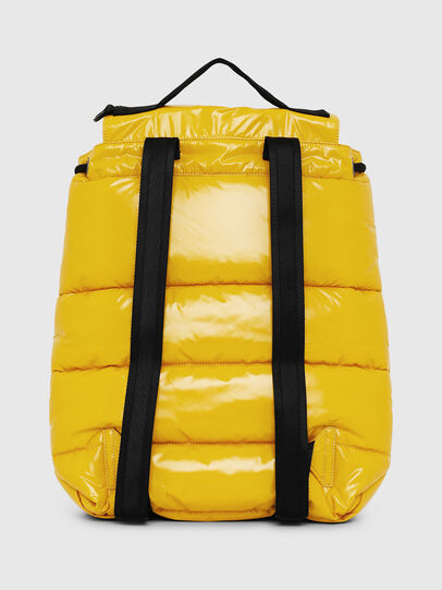 Diesel - VOLPAGO BACK, Yellow - Backpacks - Image 3