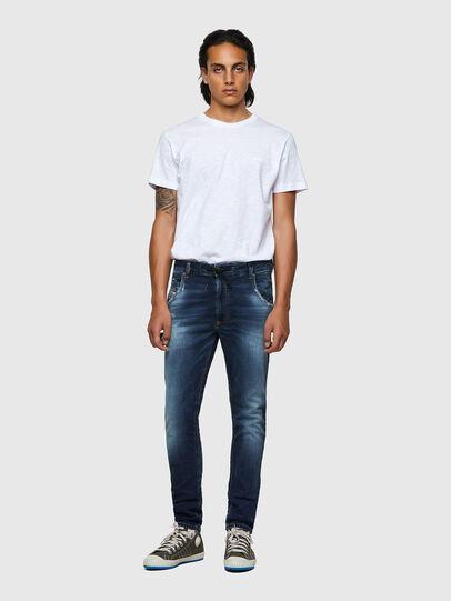 Diesel - Krooley JoggJeans® 069YF, Dark Blue - Jeans - Image 5