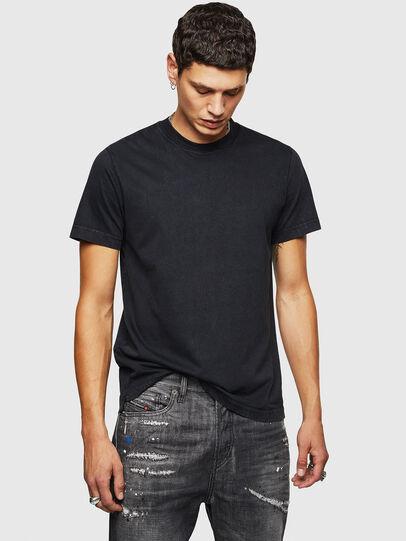 Diesel - T-THURE, Black - T-Shirts - Image 1