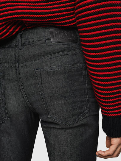 Diesel - Buster 082AT, Black/Dark grey - Jeans - Image 3